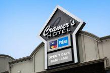 Cramer's Hotel Preston Central