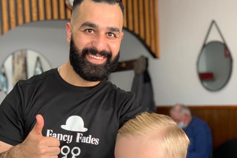 Fancy Fades Barbershop