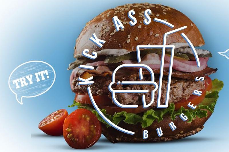 Kick Ass Burgers