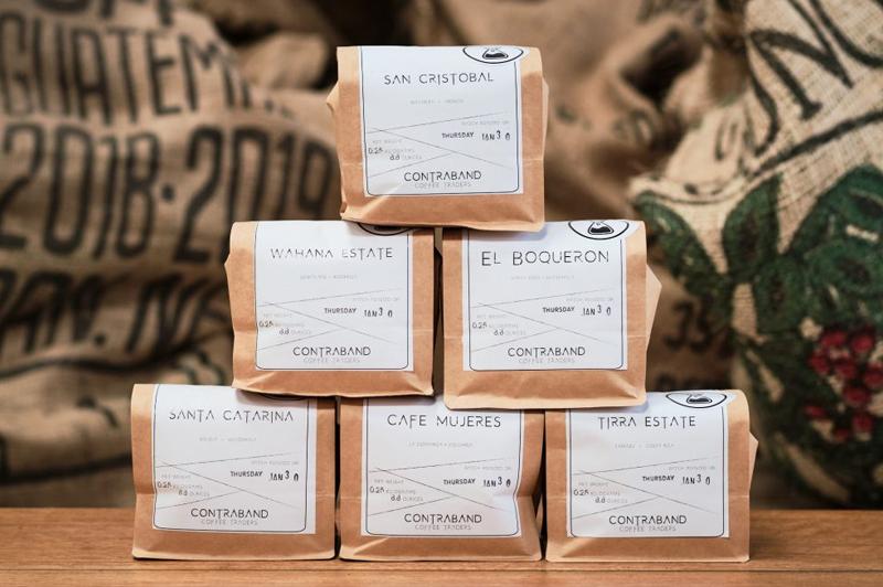 Contraband Coffee Traders