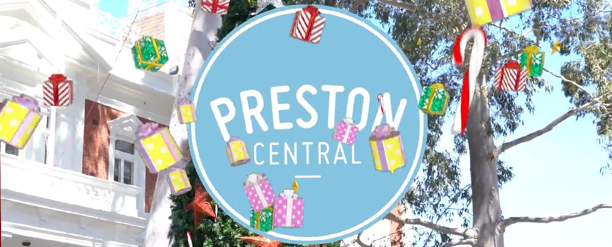 Preston Central Xmas Giveaway