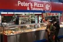 Peters Pizza and Takeaway