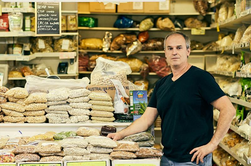 Preston Market Health Foods