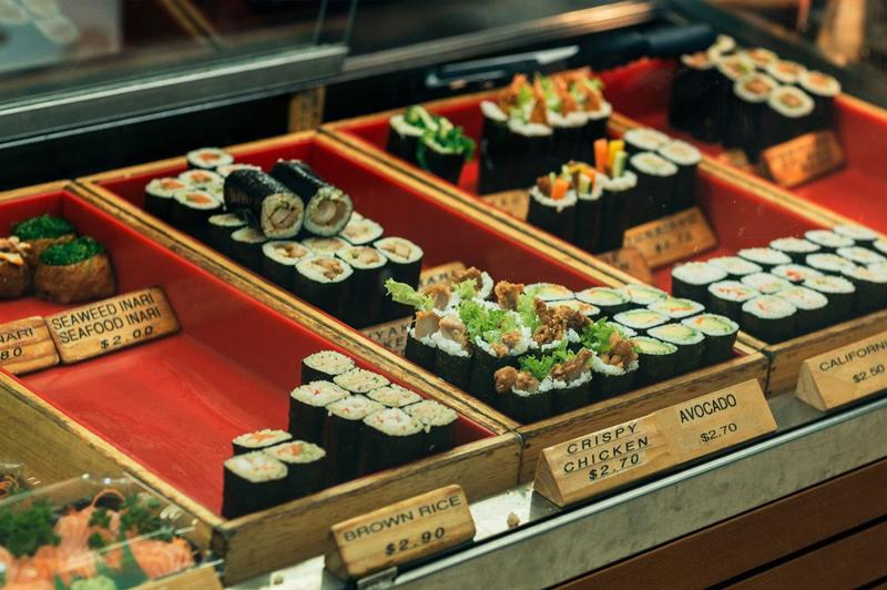 Preston Sushi Bar