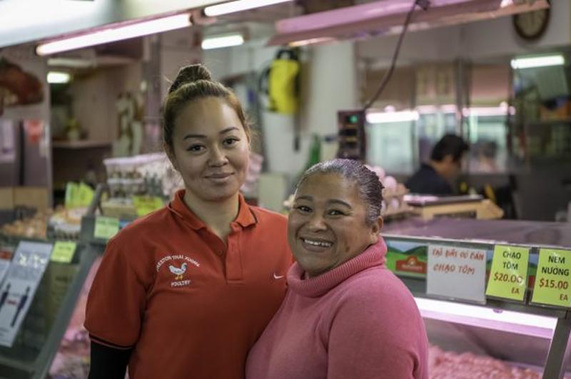 Preston Thai Xuong Poultry